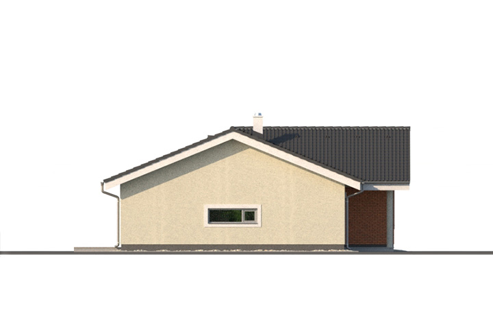 Rodinný dom Bungalov 1183