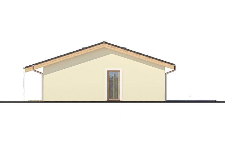 Rodinný dom Bungalow 156