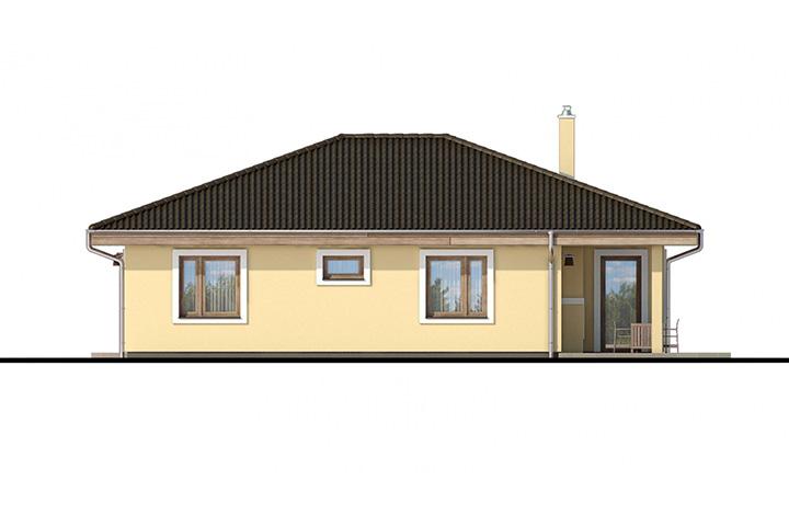 Rodinný dom Bungalow 158