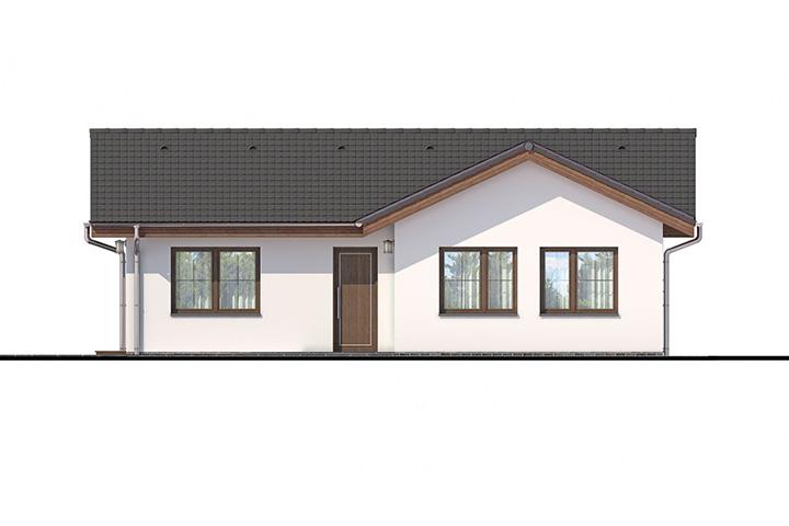Rodinný dom Bungalow 160