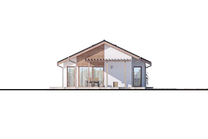 Rodinný dom Bungalow 163
