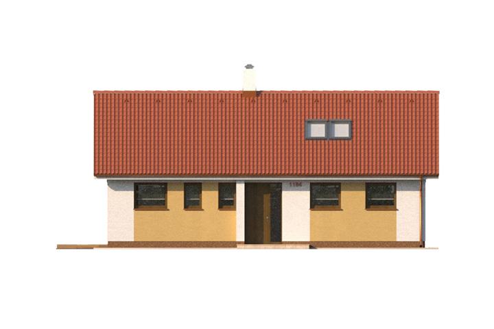 Rodinný dom Bungalov 1184
