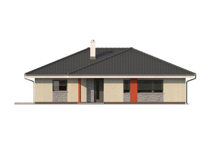 Rodinný dom Bungalov 1250