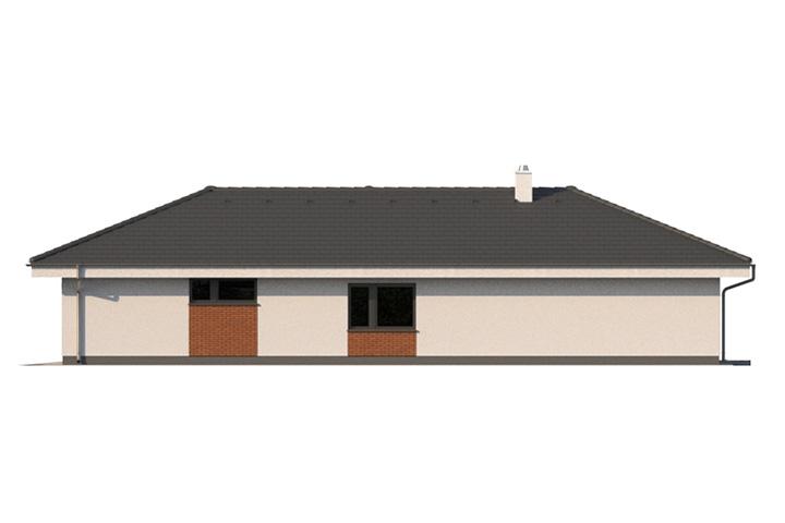 Rodinný dom Bungalov 1270