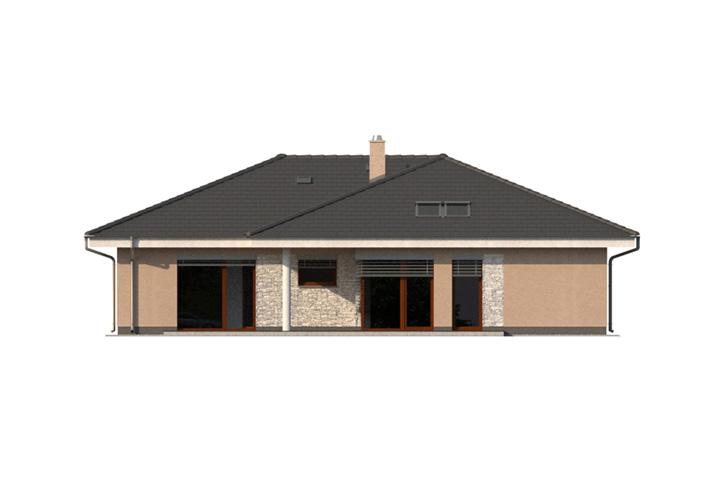 Rodinný dom Bungalov 1272