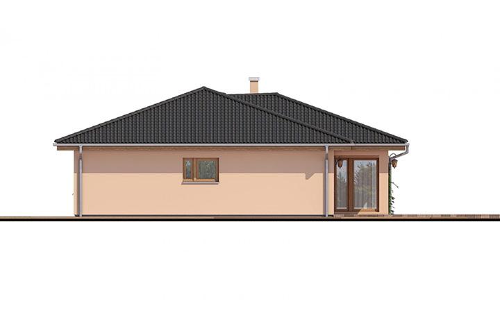 Rodinný dom Bungalow 164