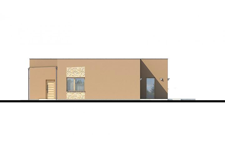 Rodinný dom Bungalow 166 PS