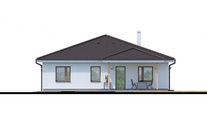 Rodinný dom Bungalow 167