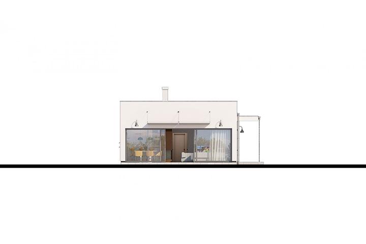 Rodinný dom Bungalow 168 PS