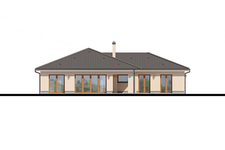 Rodinný dom Bungalow 171