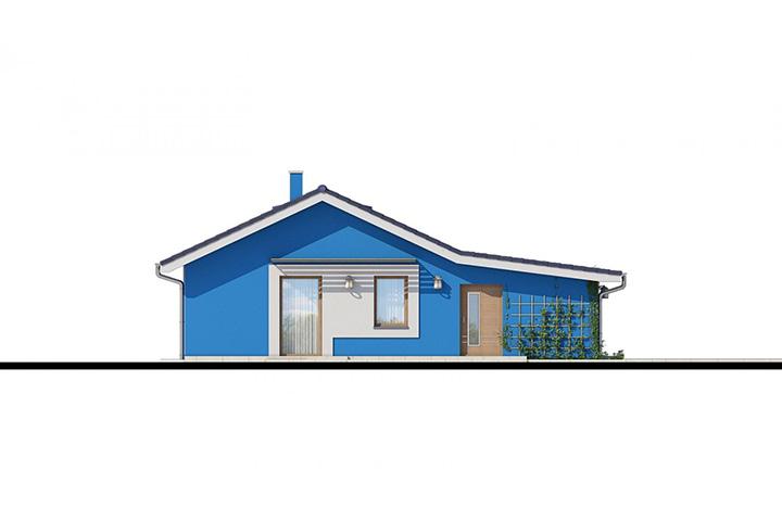 Rodinný dom Bungalow 170