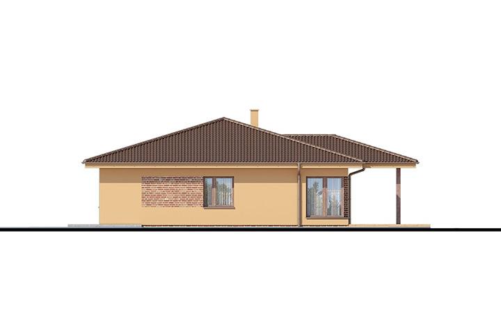Rodinný dom Bungalow 179