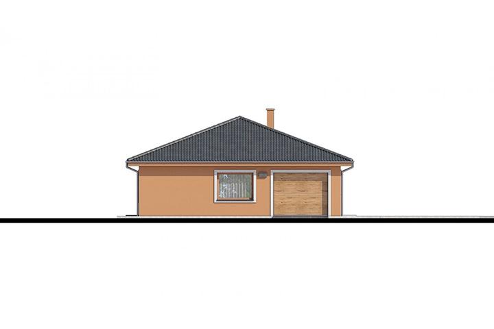 Rodinný dom Bungalow 180
