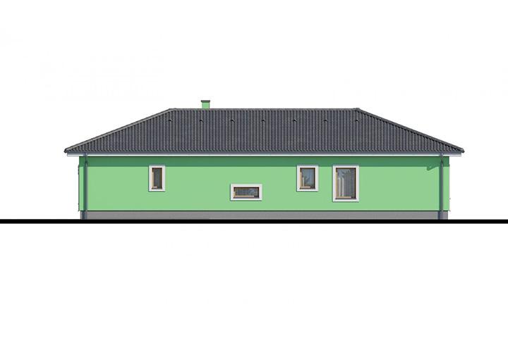 Rodinný dom Bungalow 182