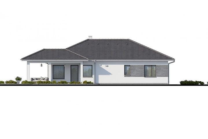 Rodinný dom Bungalow 183