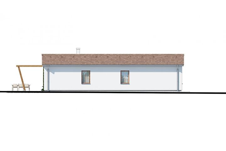 Rodinný dom Bungalow 184