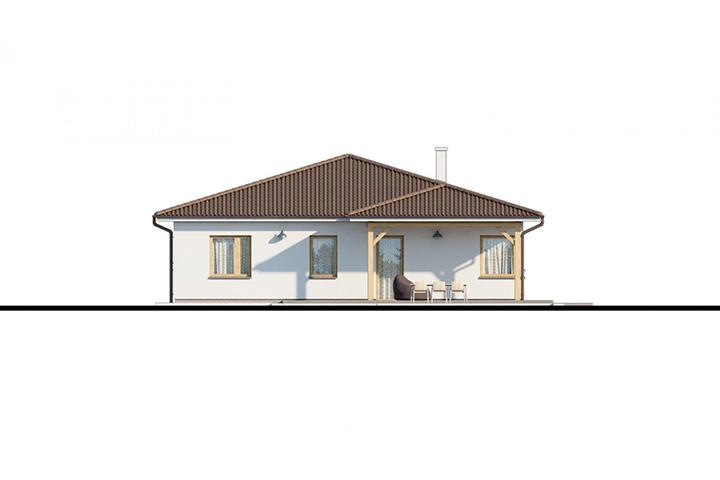 Rodinný dom Bungalow 186
