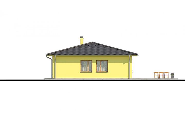 Rodinný dom Bungalow 188