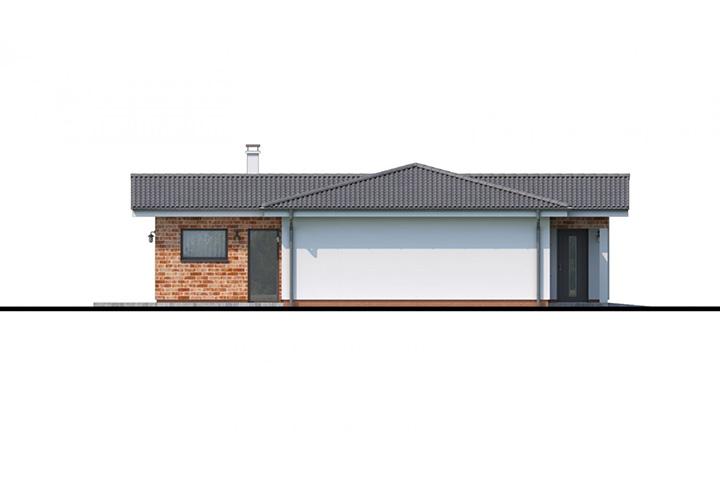 Rodinný dom Bungalow 191