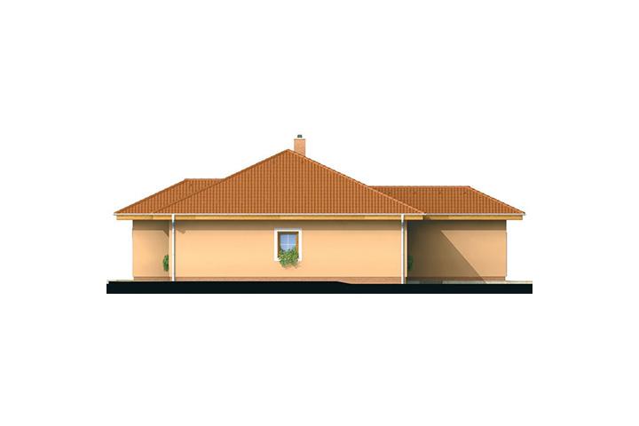 Rodinný dom Bungalow 3