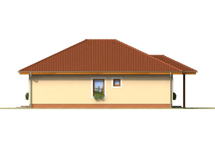 Rodinný dom Bungalow 5