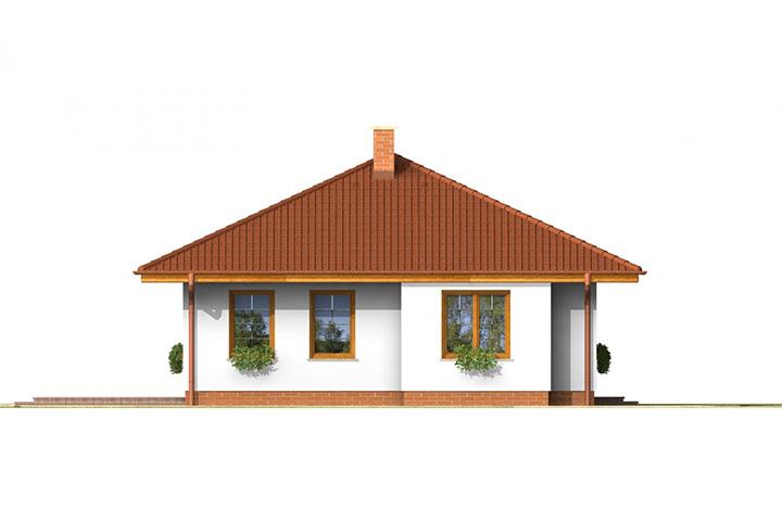 Rodinný dom Bungalow 8