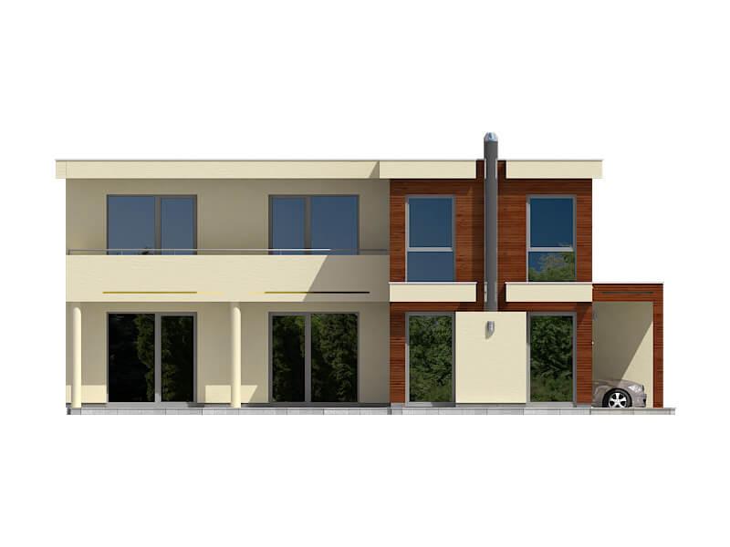 Rodinný dom Vila 752