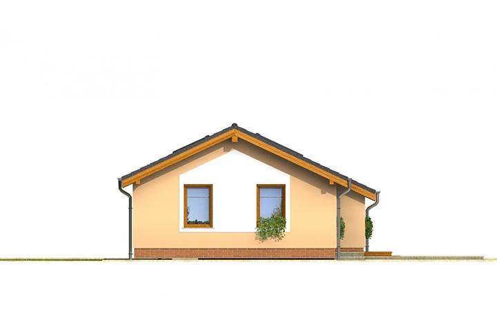 Rodinný dom Bungalow 10