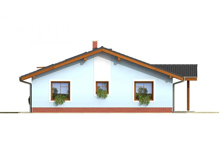 Rodinný dom Bungalow 15