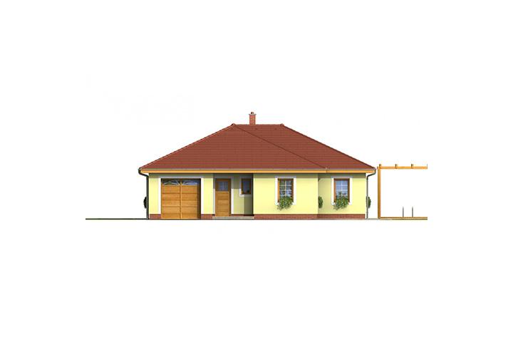 Rodinný dom Bungalow 17