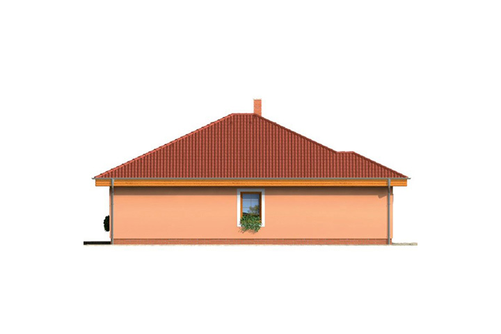 Rodinný dom Bungalow 18