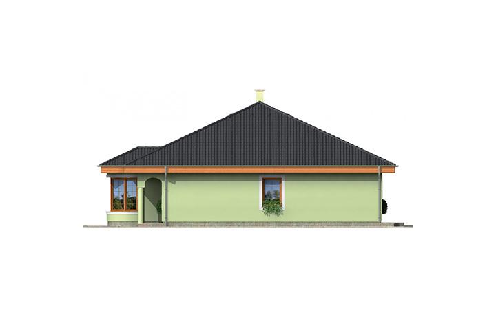 Rodinný dom Bungalow 19