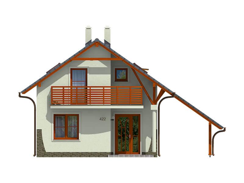 Rodinný dom Aktual 422