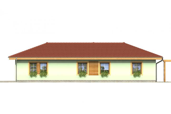 Rodinný dom Bungalow 25