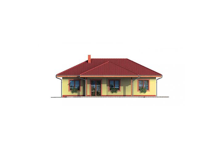 Rodinný dom Bungalow 27