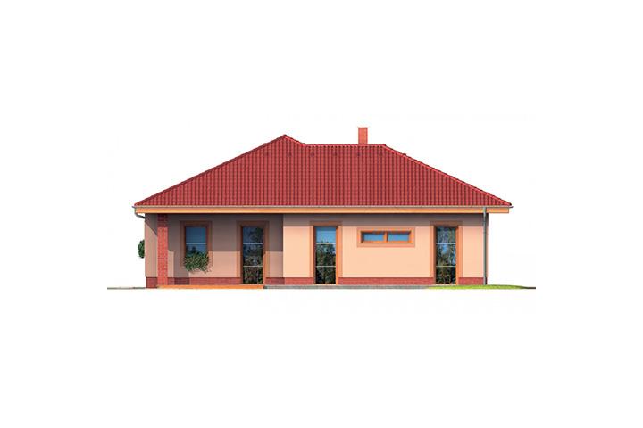 Rodinný dom Bungalow 32