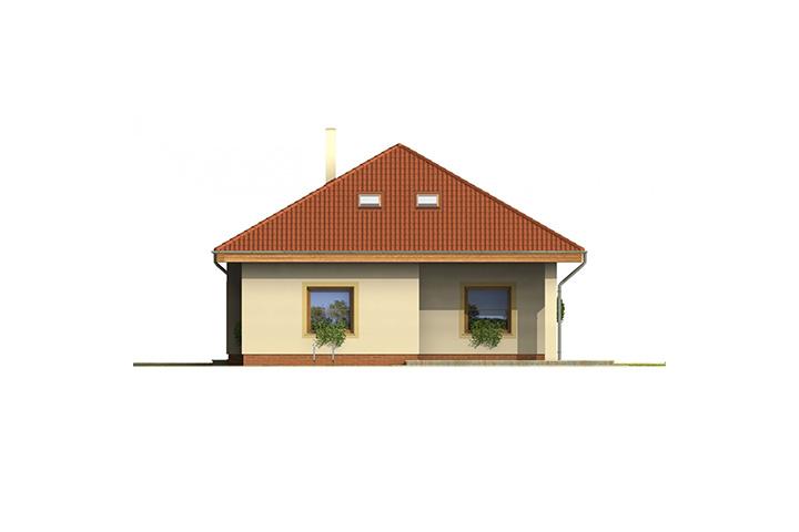 Rodinný dom Bungalow 35