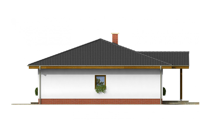 Rodinný dom Bungalow 36