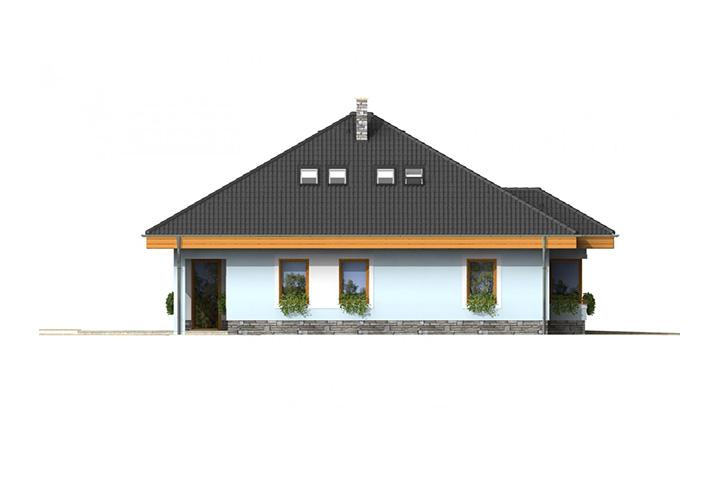 Rodinný dom Bungalow 37