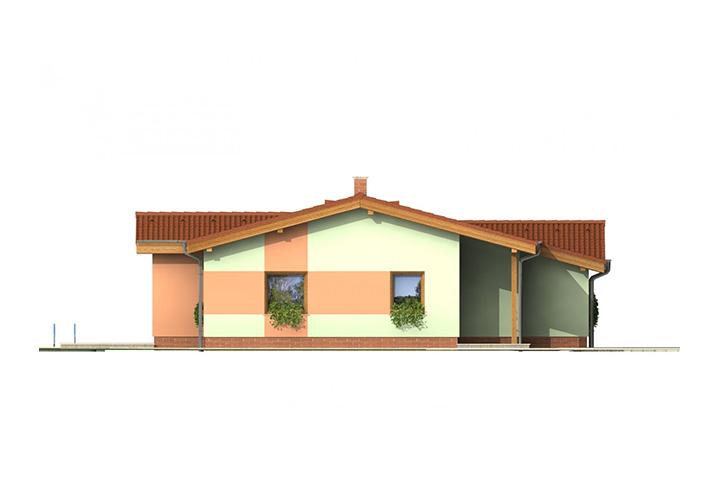 Rodinný dom Bungalow 38