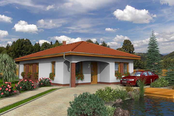 Rodinný dom Bungalow 39