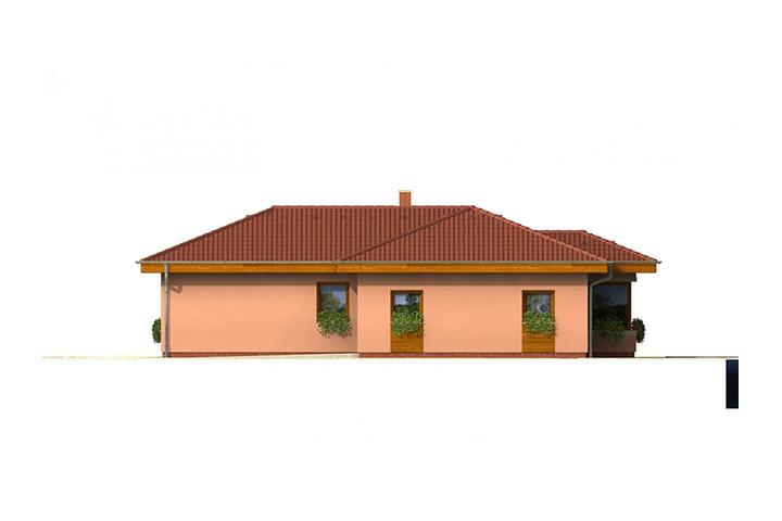 Rodinný dom Bungalow 40
