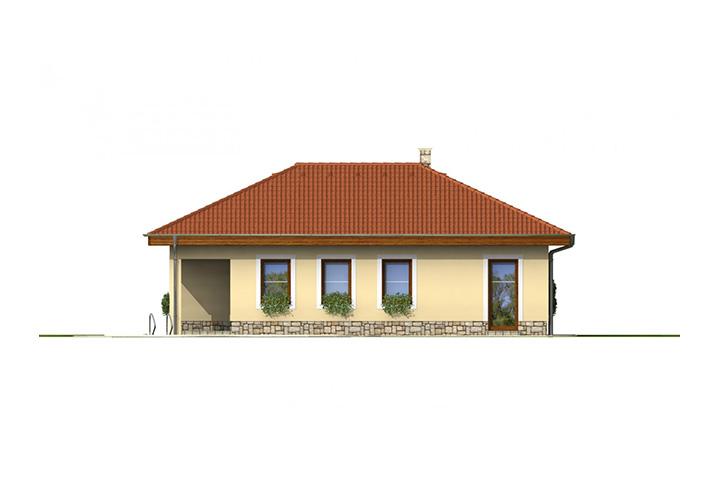 Rodinný dom Bungalow 41