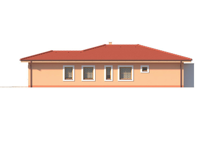 Rodinný dom Bungalow 207