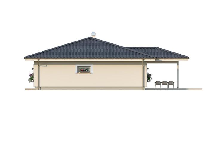 Rodinný dom Bungalow 208