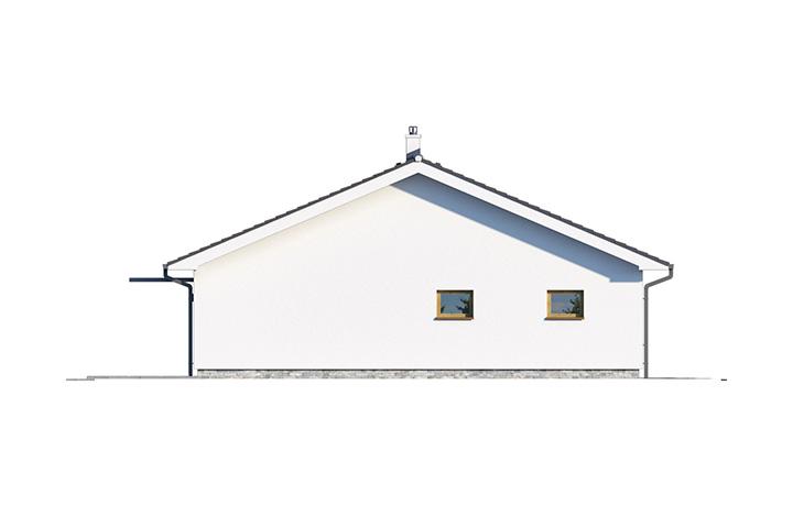 Rodinný dom Bungalow 211