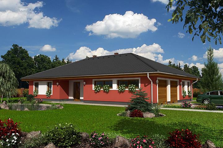 Rodinný dom Bungalow 44