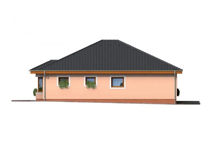 Rodinný dom Bungalow 49