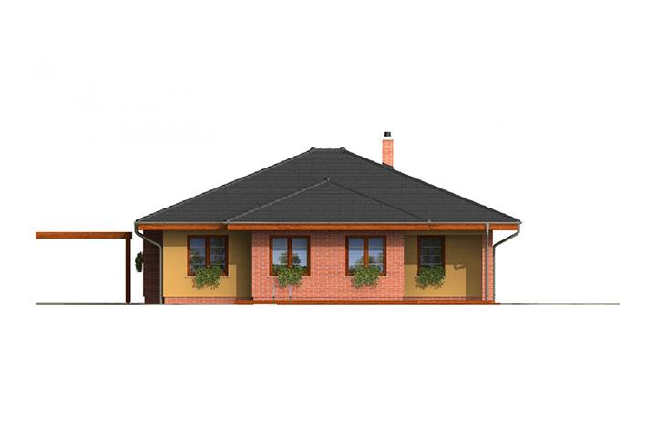 Rodinný dom Bungalow 53