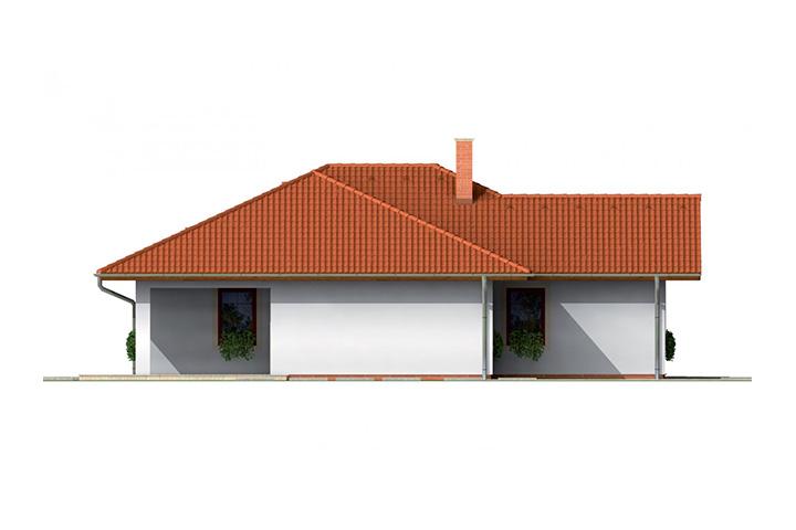 Rodinný dom Bungalow 54